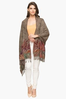EXCLUSIVE LINES FROM BRANDS Womens Printed Shawl - 203305595