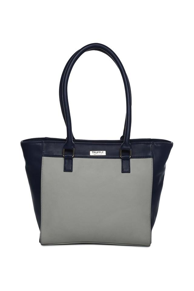 TRUFFLE COLLECTION - GreyHandbags - Main