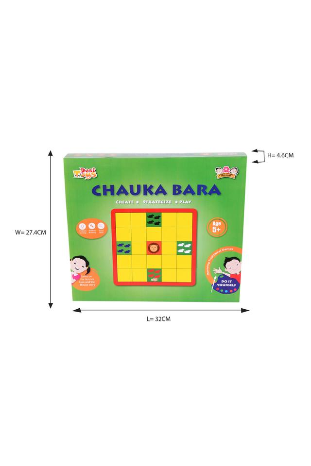 Diy Chauka Bara With Lion And The Mouse Story Theme