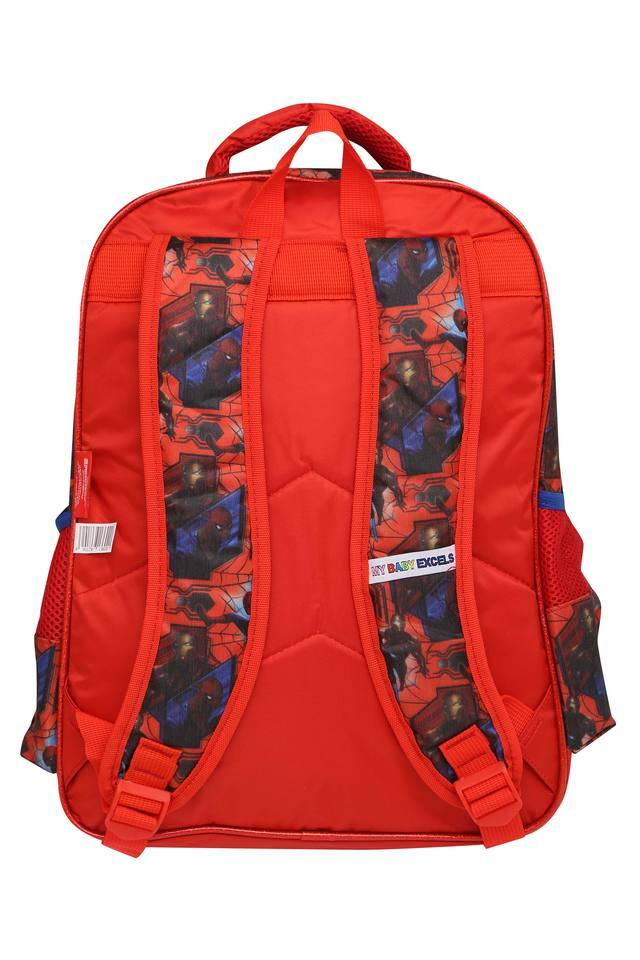 Kids Spiderman Homecoming School Bag