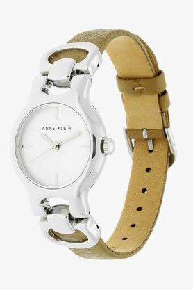 Womens Analogue Leather Watch - AK2631SVTNJ
