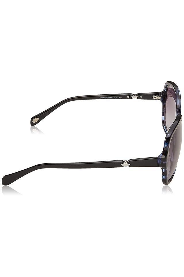 Unisex Oversized UV Protected Sunglasses - FOS2046S0E5BD