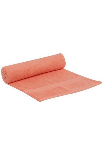 Solid Textured Bath Towel