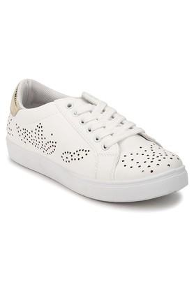 Womens Casual Wear Slip On Sneakers