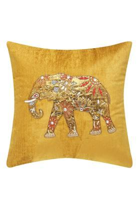 Embellished Square Cushion Cover