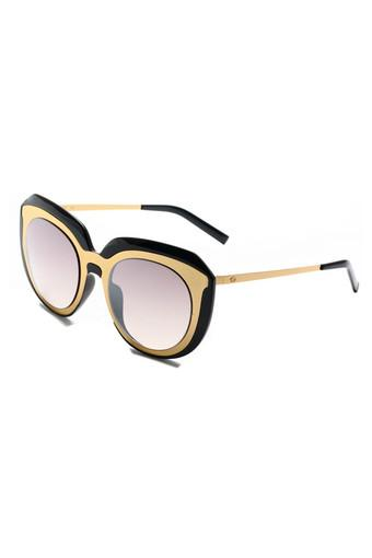 Womens Full Rim Cat Eye Sunglasses - 2193 C2 S