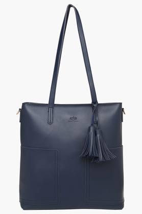 RS BY ROCKY STARWomens Zipper Closure Satchel Handbag - 203346259