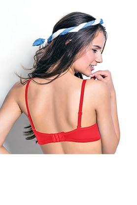T-Shirt Bra - Padded Wirefree Detachable Strap