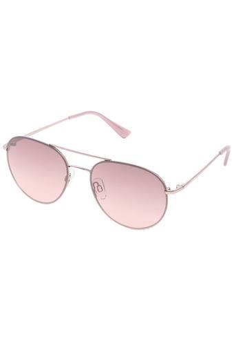 Unisex Gradient and UV protected Lens Navigator Sunglasses - IDS2504C5SG