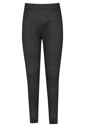 Girls Printed Jeggings