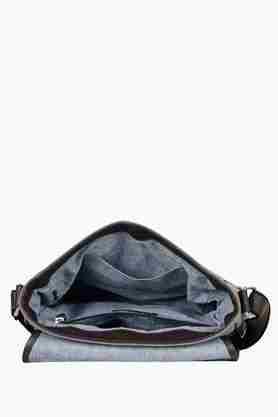 Mens Canvas Sling Bag