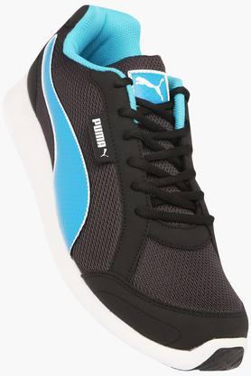 PUMAMens Mesh Lace Up Sports Shoes