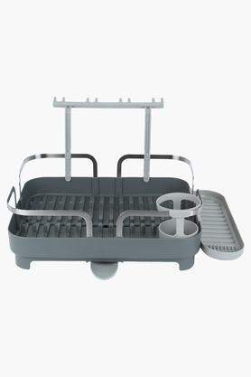 UMBRA Solid Dish Rack With Compartments
