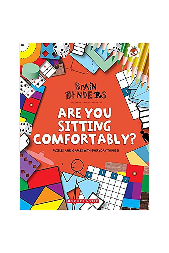 Brain Benders: Are You Sitting Comfortably