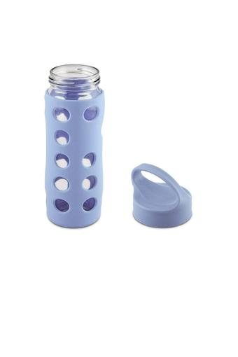 Round Water Bottle with Lid - 450ml