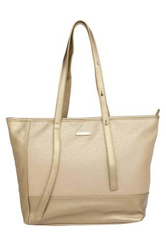 ELLE -  Gold Handbags - Main