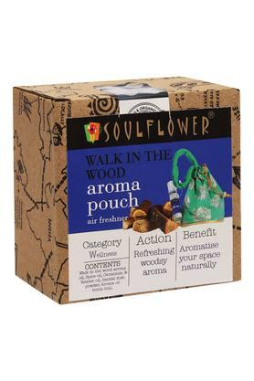 SOULFLOWERWalk In The Woods Aroma Pouch
