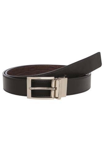 Mens Buckle Closure Casual Belt