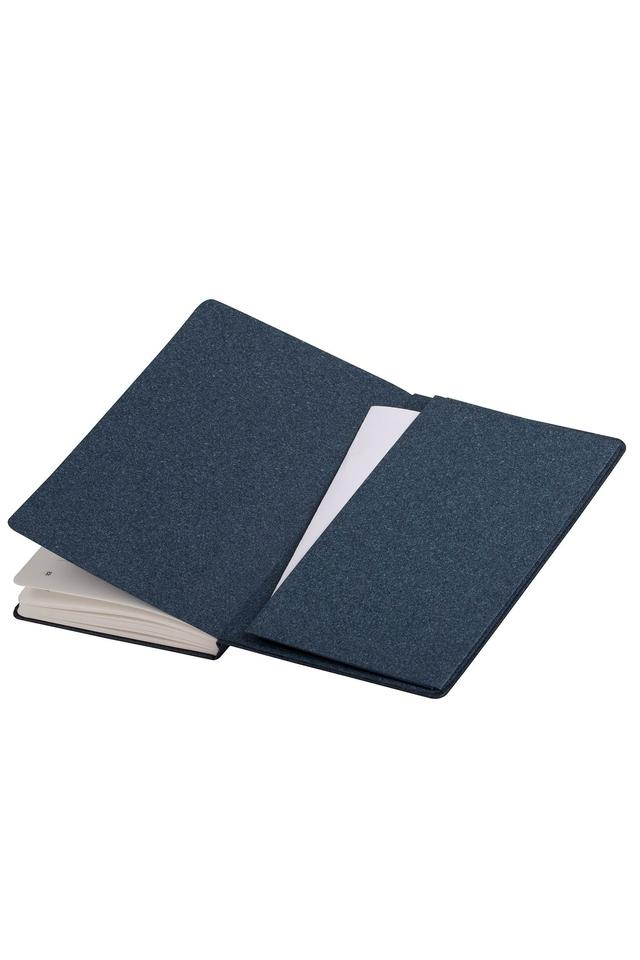 Ruled Hard Bound Notebook With Elastic Band