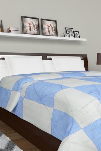 SPACES -  BlueDuvets & Quilts & Comforters - Main