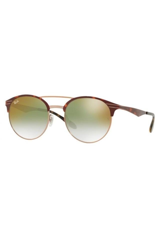 Unisex Clubmaster UV Protected Sunglasses