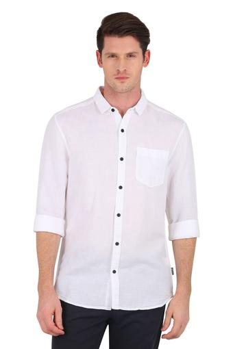 WRANGLER -  White Shirts - Main
