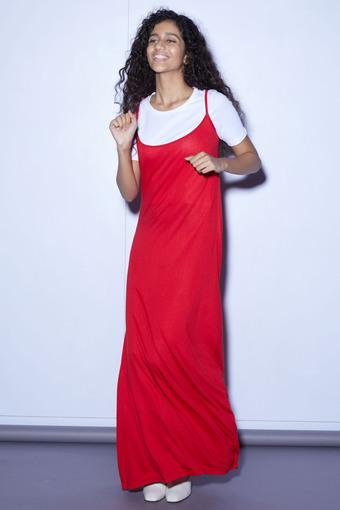 RHESON -  Red Dresses - Main