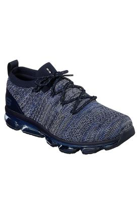 Mens Mesh Laceup Sports Shoes