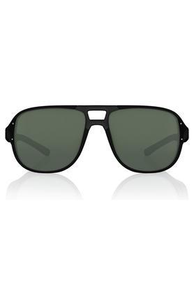 Mens Browline UV Protected Sunglasses