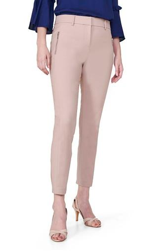 Womens 2 Pocket Casual Trousers