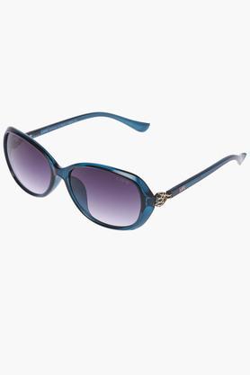 Womens Non Polarized Butterfly Sunglasses - LIO36C126