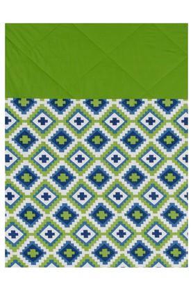 Geometric Printed Double Comforter