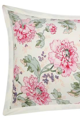 Rectangle Floral Printed Pillow Cover