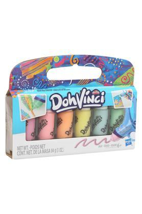 Unisex Dohvinci Draw Compound Pack of 6