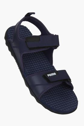 PUMA Mens Casual Wear Velcro Closure Sandals