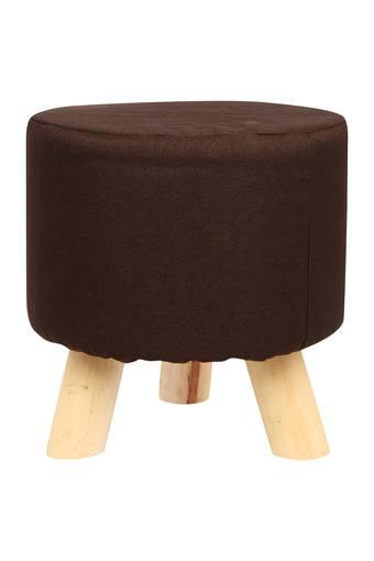 Round Solid Stool