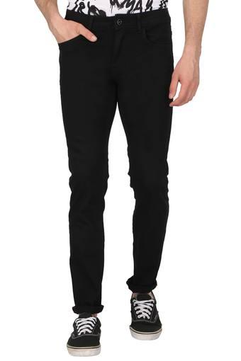 BEING HUMAN -  Black Jeans - Main