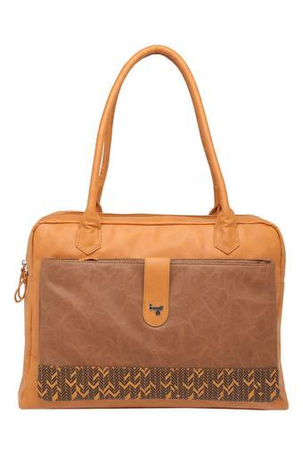 BAGGIT -  Mustard Handbags - Main