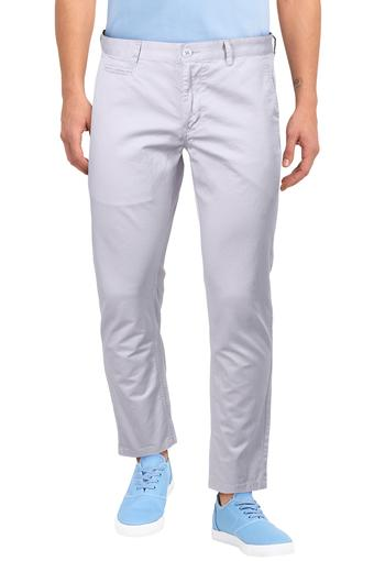VETTORIO FRATINI -  Grey Cargos & Trousers - Main