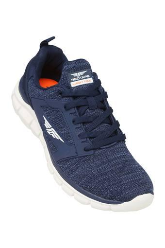 ATHLEISURE -  Blue Sports Shoes & Sneakers - Main