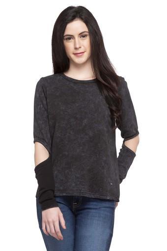 ELLE -  BlackSweatshirts - Main