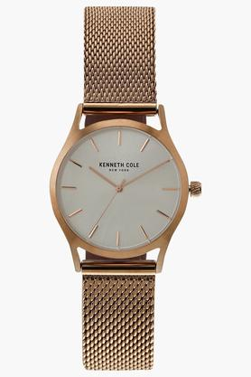 Unisex Analogue Stainless Steel Watch - KC50186002PA