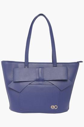 E2OWomens Zipper Closure Tote Handbag - 203372402_9607