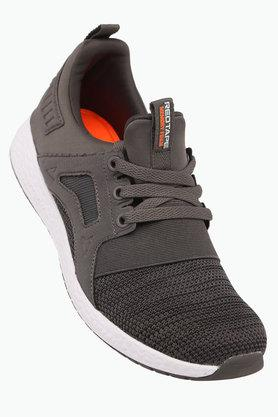 ATHLEISURE Mens Mesh Lace Up Sports Shoes - 203226013