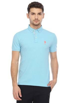 Buy U.S. Polo Shirts   T-Shirts For Men Online   Shoppers Stop c5363f66483