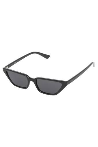 Womens Cat Eye UV Protected Sunglasses - 1761-C01