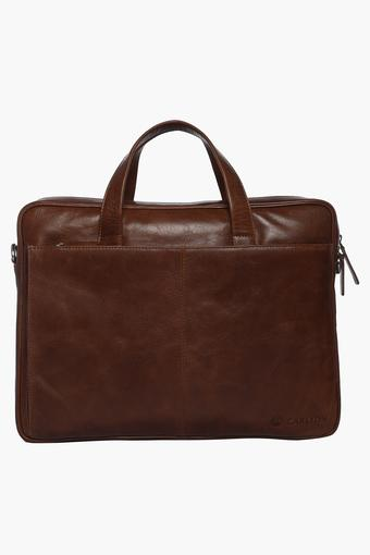 CARLTON -  Brown Travel Essentials - Main