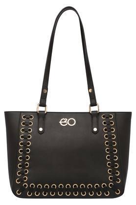 E2OWomens Zipper Closure Tote Handbag - 203783171_9212