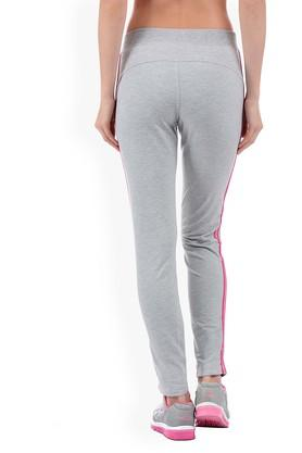 Womens 2 Pocket Slub Track Pants