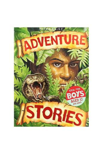 Adventure Stories (512-page fiction)